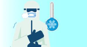 Estrés tèrmic per fred en el treball