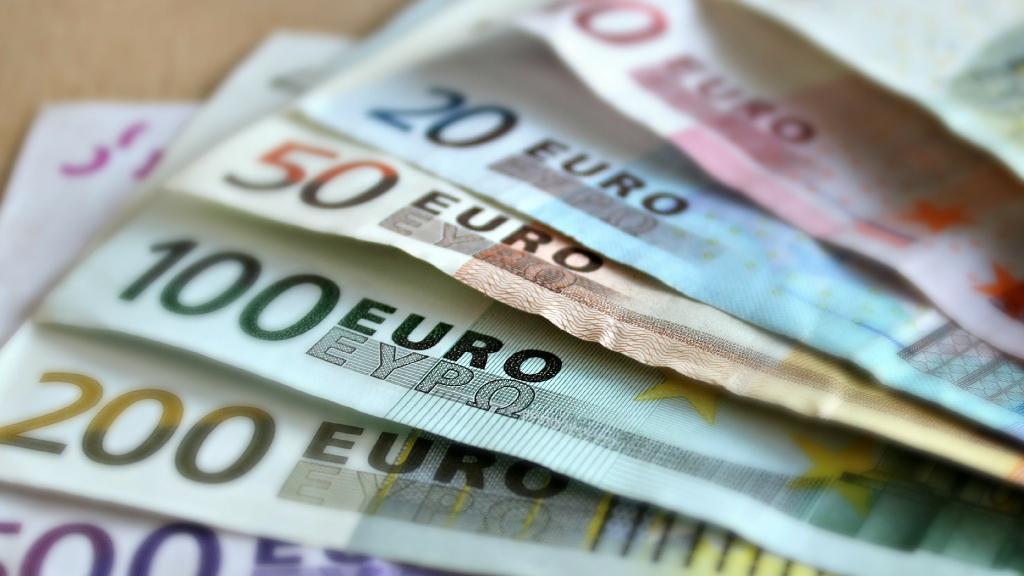 Bitllets d'Euro variats